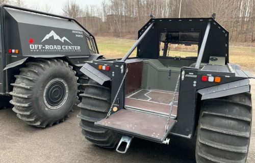 SHERP PICKUP 2019  - $112,205 CAD